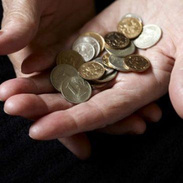 В РФ растет количество бедных семей