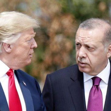 WP: Трамп сделал предложение Эрдогану о сделке на 100 млрд долларов