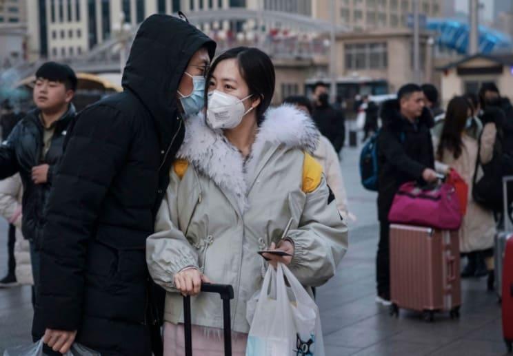 Власти Китая разблокировали выезд из Уханя