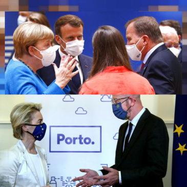 Cоциальный саммит ЕС: работать будут все!
