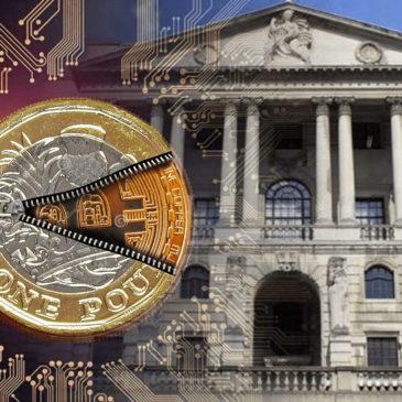 Криптовалюта от BOE: Britcoin спасет экономику?