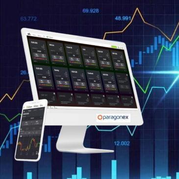Все для вашего комфорта: ParagonEX запустил свежую торговую платформу