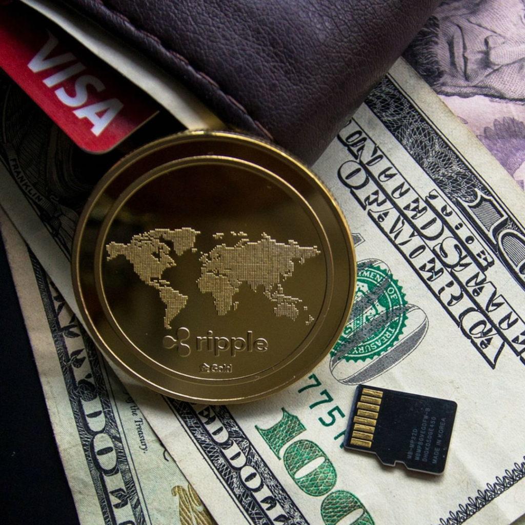 Криптокиты накапливают монеты Ripple