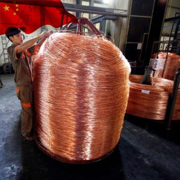 Битва за сырье: Китай страдает от высоких цен