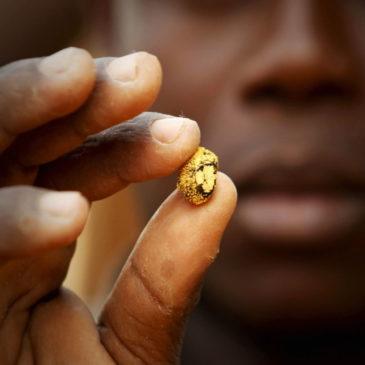 Спасите Африку – продайте золото!