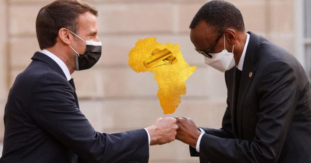 Золотые активы для помощи Африки