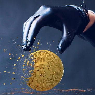 Криптовалюты теряют доверие: кто-то слишком много знает