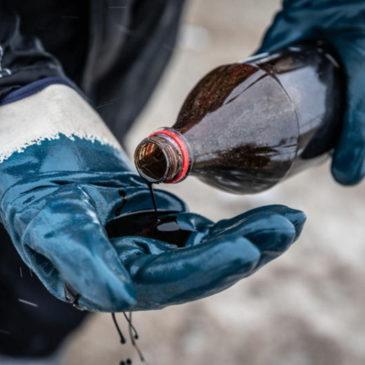 Дежавю: в системе снова «грязная нефть»