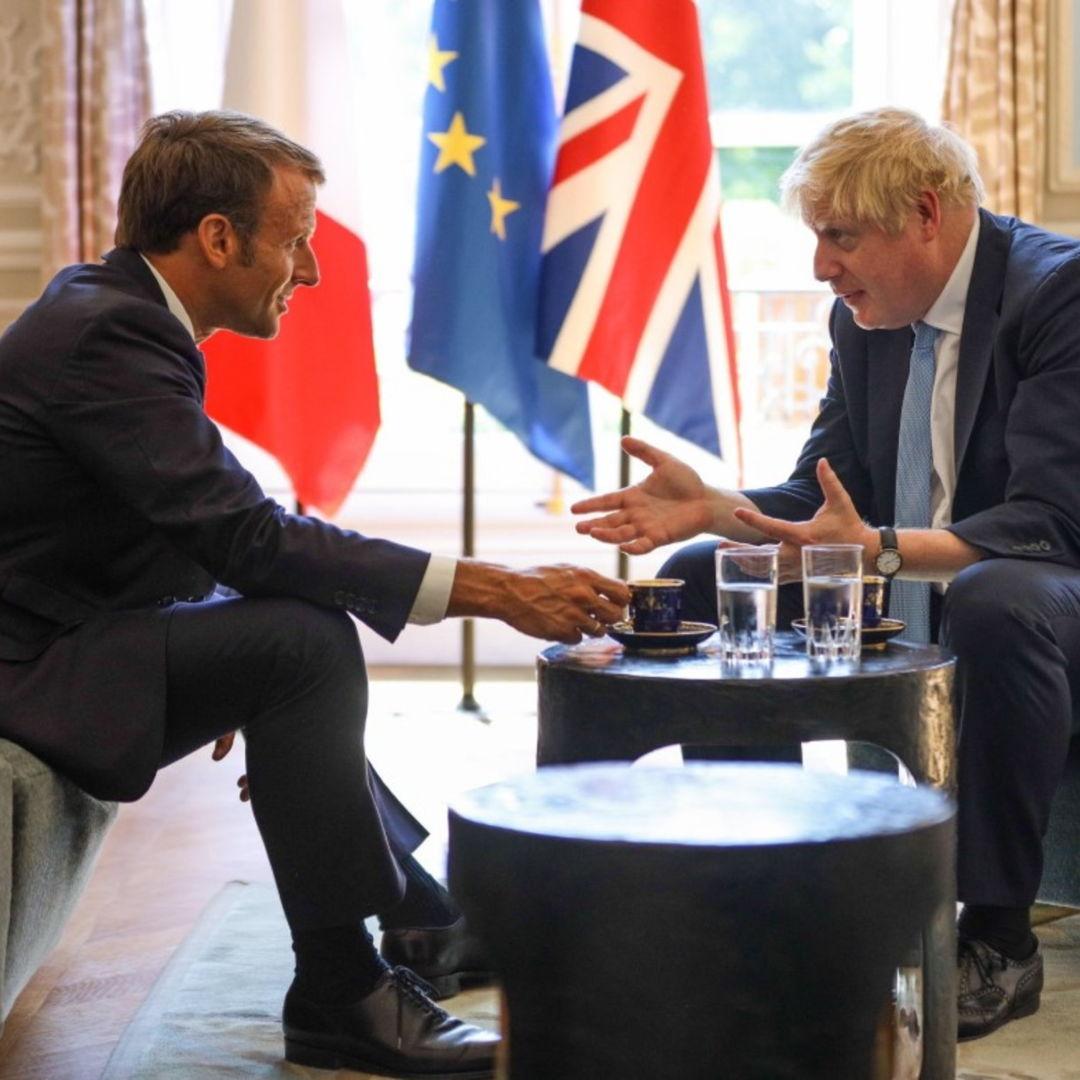 Выликобритания и Brexit
