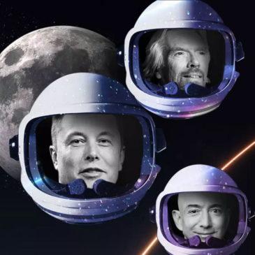Миллиарды в космосе, и как на них заработать