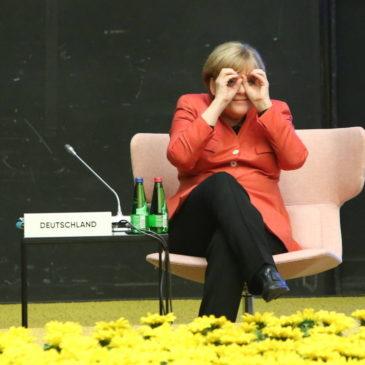 Германия перед выбором: горячее лето для евро