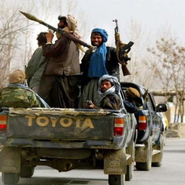 Мировые деньги на пути в Кабул