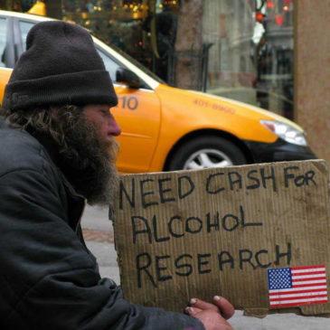 Условно-богатые или непобедимая бедность
