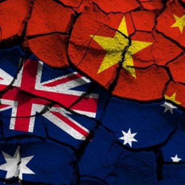 Австралия vs Китай: скандалы на пороге рецессии
