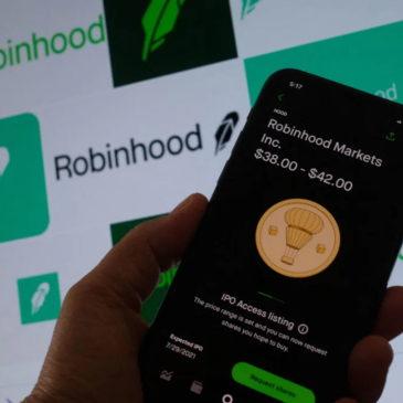 Блеск и нищета Robinhood: стоит ли покупать после падения на 50%?