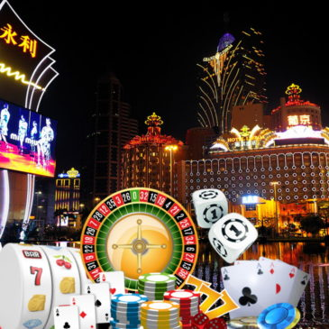 Плохая игра: казино Макао теряет миллиарды