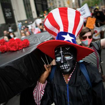 COVID превзошел «испанку»: в США более 700 тыс. жертв