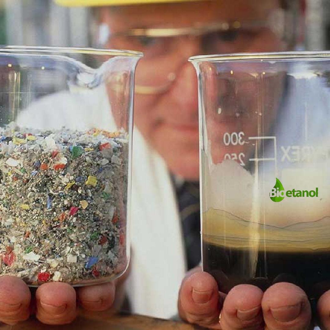 Европа ждет биотопливо