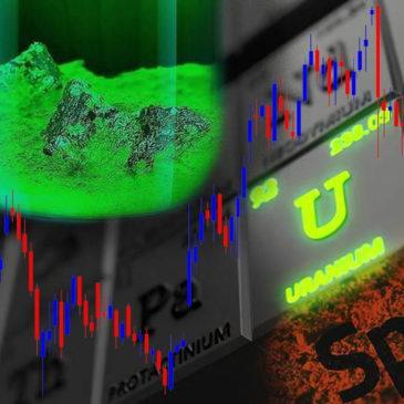 URAn, товарищи! Хедж-фонды скупают ядерное топливо